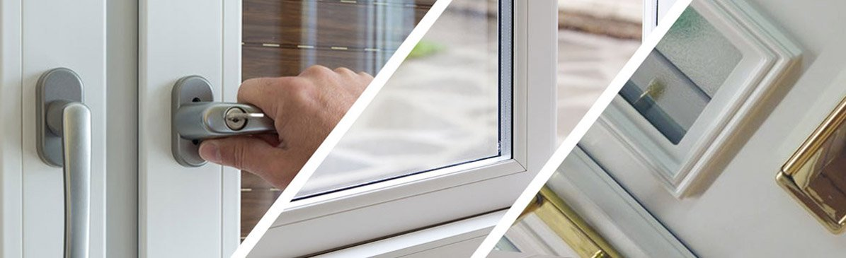 uPVC double glazed windows and doors repairs